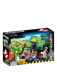playmobil-ghostbusters-slimer-with-hot-dog-stand-9222