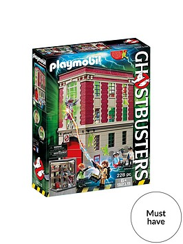 playmobil-ghostbusters-firehouse-9219