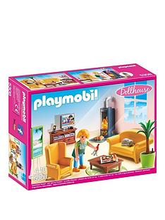 playmobil-dollhouse-living-room-with-fireplace-5308