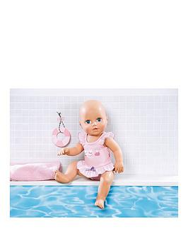 baby-annabell-learns-to-swim
