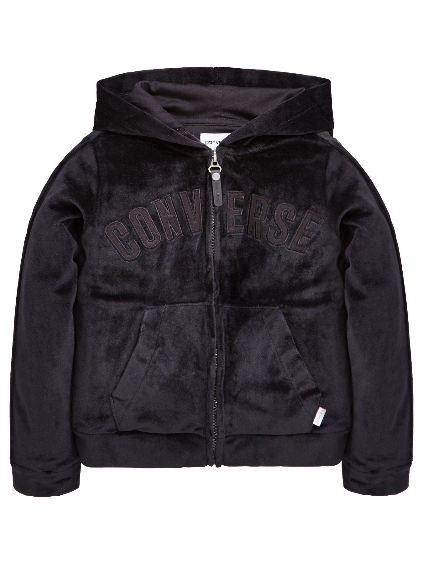 1416f1b43014 baby girl converse hoodie