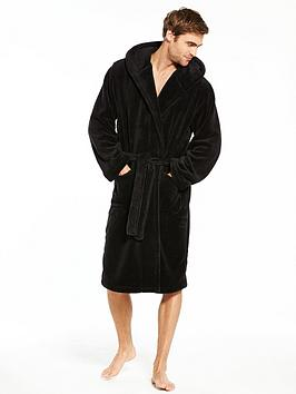 Cheap Sale Big Sale Hooded Very Wellsoft by V Robe Discounts Online Best Store To Get yvUjJYtUcW