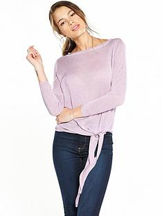 river-island-34-tie-sleeve-knit
