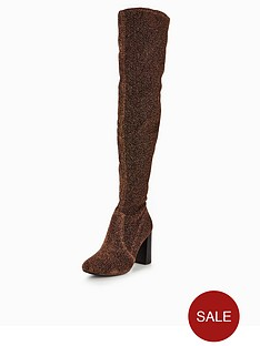 v-by-very-asia-block-heel-over-the-knee-boot-bronze-lurex