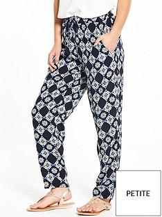 wallis-petite-tile-border-trouser