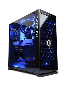 cyberpower-luxe-vr-titanium-intelreg-coretrade-i7k-16gb-ramnbsp1tb-hdd-amp-240gb-ssd-vr-ready-gaming-pc-desktop-with-11gbnbspnvidianbspgeforcenbspgtx-1080ti-graphics-destiny-2