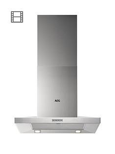 aeg-dkb3650m-60cm-chimney-cooker-hood