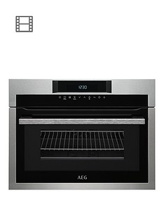 aeg-kme561000m-compact-combination-microwave-oven-stainless-steel