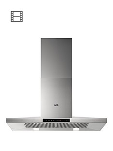 aeg-dkb5960hm-90cm-chimney-cooker-hood
