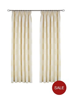 myleene-klass-gold-palm-hidden-tab-lined-curtains