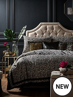 myleene-klass-animal-print-100-cotton-200-thread-countnbspduvet-cover-set