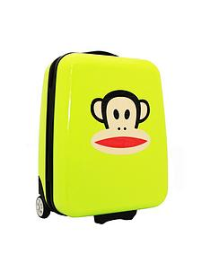 paul-frank-lime-green-2-wheel-cabin-case