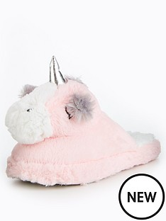 boux-avenue-unicorn-mule-slipper