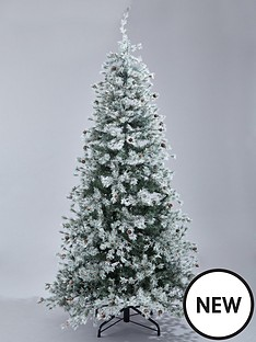 6ft-finland-spruce-christmas-tree-with-pinecones