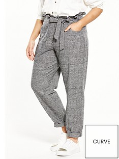 lost-ink-curve-peg-trouser-in-check-grey