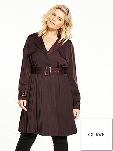 lost-ink-curve-curve-pleated-front-belted-macnbsp