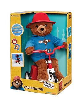 Paddington Bear Cycling Paddington Littlewoodsireland Ie