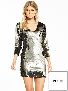 v-by-very-petite-sequin-mini-dress