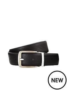 ted-baker-dimpled-leather-belt