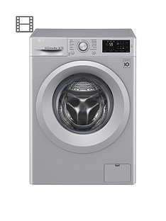 lg-f4j5tn4l-8kg-1400-spin-washing-machine