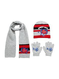 spiderman-spiderman-3pc-hat-scarf-amp-gloves