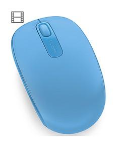microsoft-wireless-mobile-mouse-1850-cyan-blue