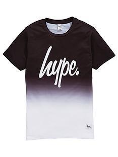 hype-boys-black-amp-white-gradient-t-shirt