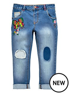 mini-v-by-very-girls-butterfly-embroided-boyfriend-jeans