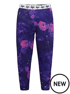 hype-girls-floral-print-leggings