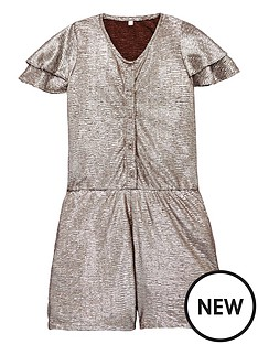 mini-v-by-very-girls-floaty-metallic-party-playsuit
