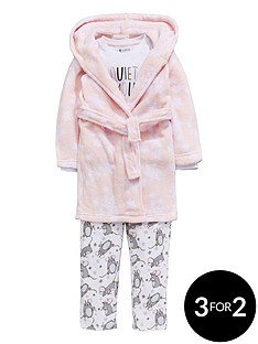 mini-v-by-very-girls-fluffy-snowflake-robe-and-mouse-pyjamas