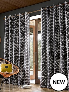 orla-kiely-linear-stem-lined-eyelet-curtains