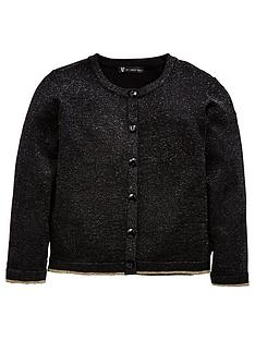 mini-v-by-very-girls-black-lurex-sparkle-cardigan