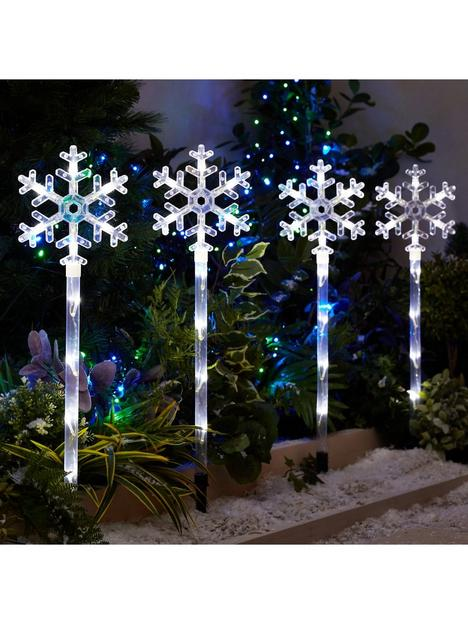 snowflake-pathfinder-outdoor-christmas-lights-4-pack