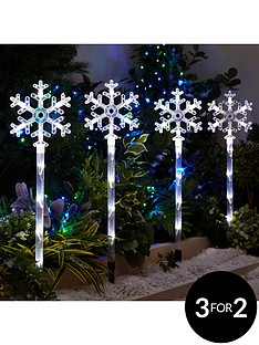 snowflake-pathfinder-outdoor-christmas-lights-4-pack