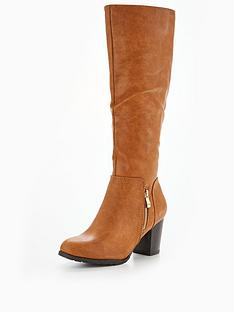 wallis-hayden-side-zip-knee-boot
