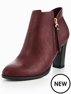 wallis-aluna-side-zip-ankle-boot