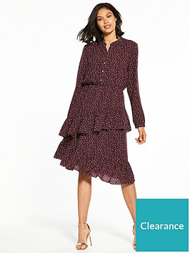 yas-tall-ministar-dress-oxblood