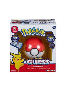 pokemon-guess