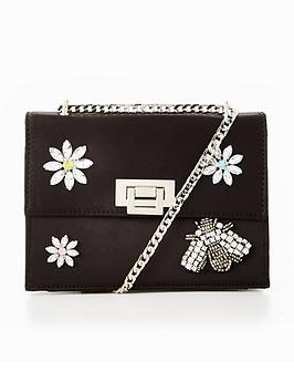 v-by-very-flower-amp-bumble-bee-embellished-crossbody