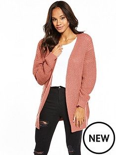 v-by-very-rib-slouch-cardigan