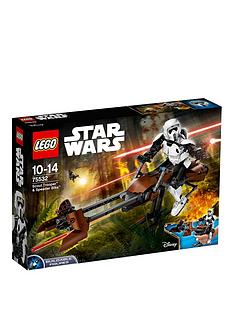 lego-star-wars-scout-troopernbspamp-speeder-bike-75532