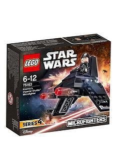 lego-star-wars-krennics-imperial-shuttlenbspmicrofighternbsp75163