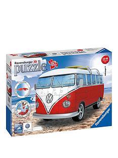 ravensburger-ravensburger-vw-t1-camper-van-162pc-3d-jigsaw-puzzle