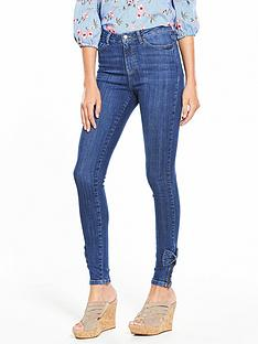 v-by-very-bow-detail-skinny-jean