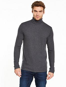 selected-homme-roll-neck-knitted-jumper