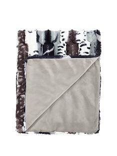 cascade-home-jackal-faux-fur-throw