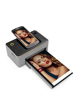 Kodak Photo Printer Dock For Android And Ios With Wifi