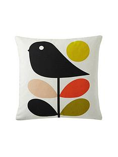 orla-kiely-house-early-bird-cotton-square-cushion