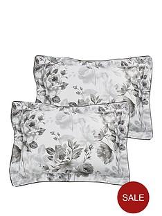 dorma-watery-rose-100-cotton-300-thread-count-oxford-pillowcase-pair